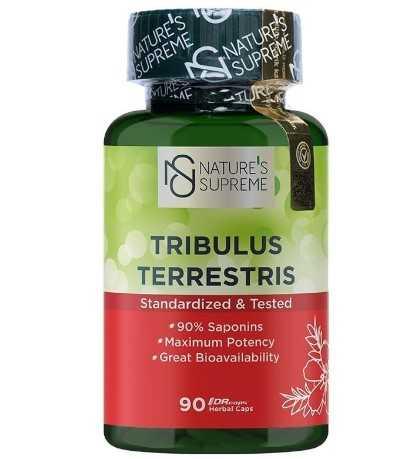 Nature's Supreme Tribulus Terrestris