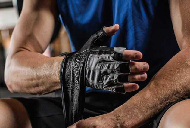 bilek destekli fitness eldivenleri 11