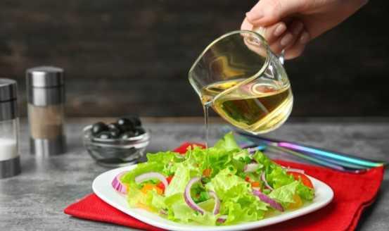 elma sirkeli salata