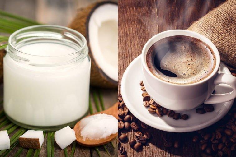 hindistan cevizi yağı kahve