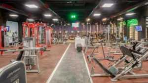 kadınlara özel spor salonu