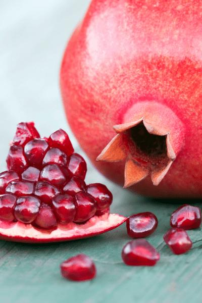 antioksidan zengini besin