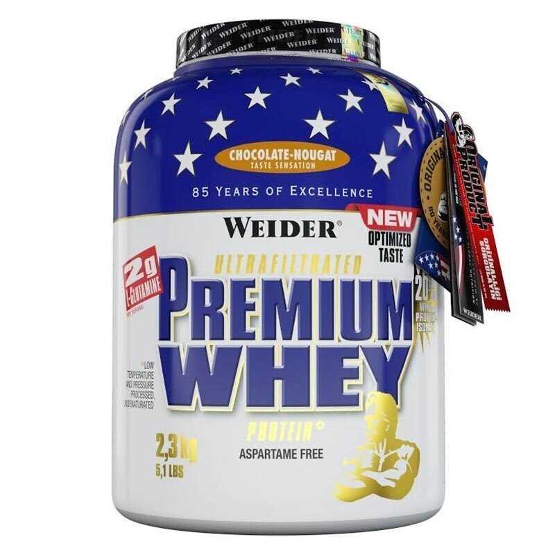 weider premium protein