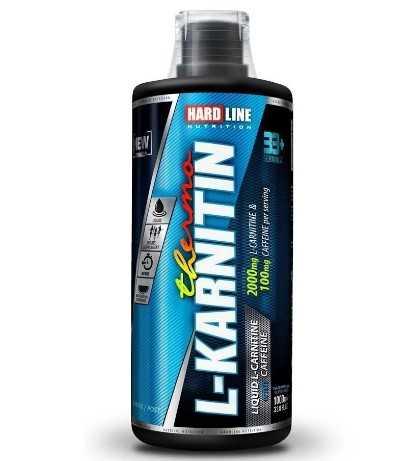 hardline l-karnitin yağ yakıcı