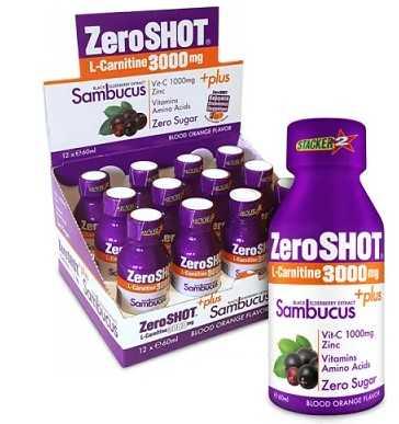 zero shot yağ yakıcı