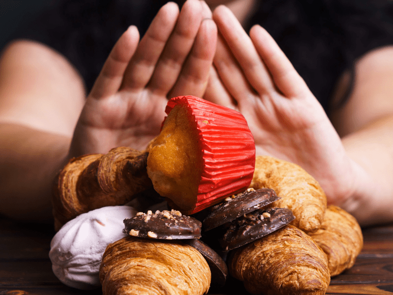 stres anında uzak durulması gereken yiyecekler