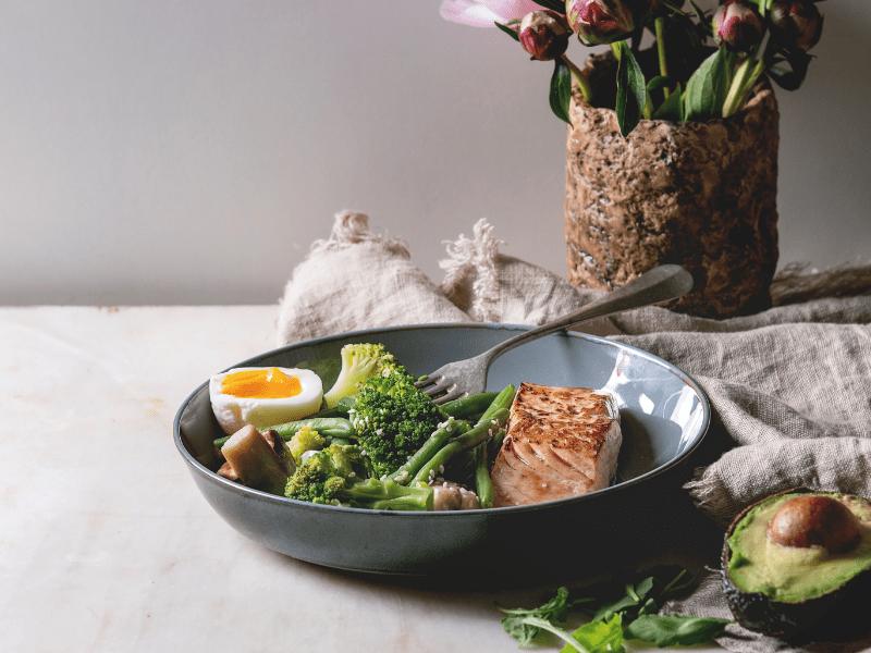 İsveç diyeti menü