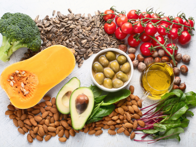 e vitamini içeren besinler