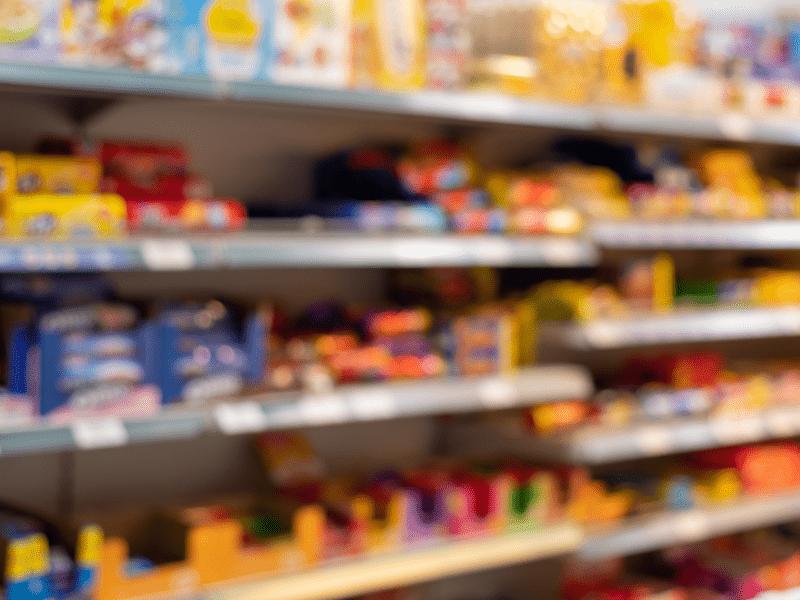 işlenmiş paketli gıdalar