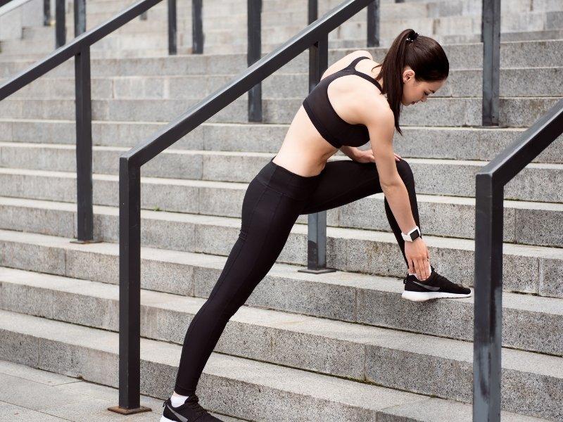 basen eritme için merdiven