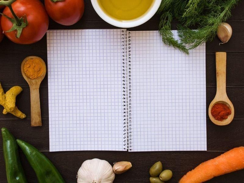 yemek listesi yaparak kalori hesaplayın