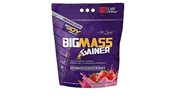 bigmass gainer kilo aldıran ürün