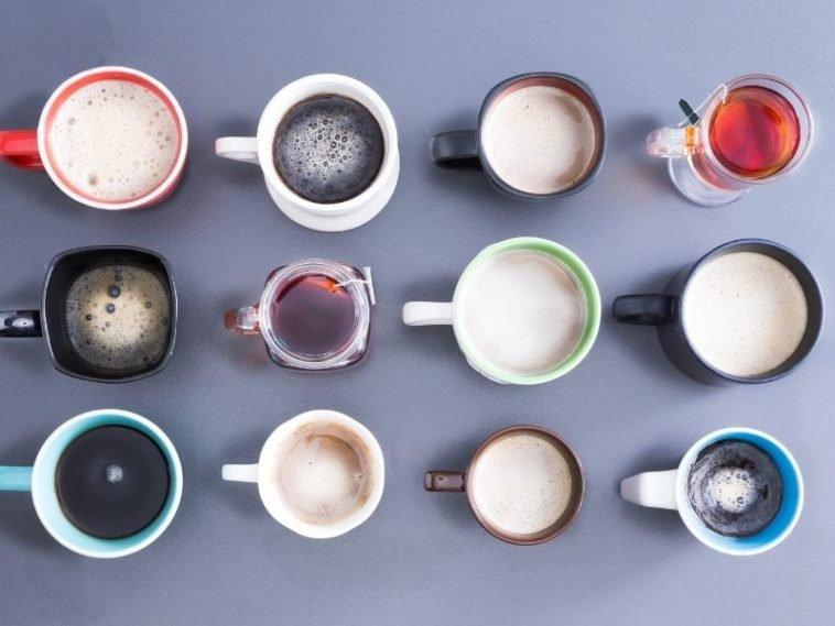 kafein içeren içecekler
