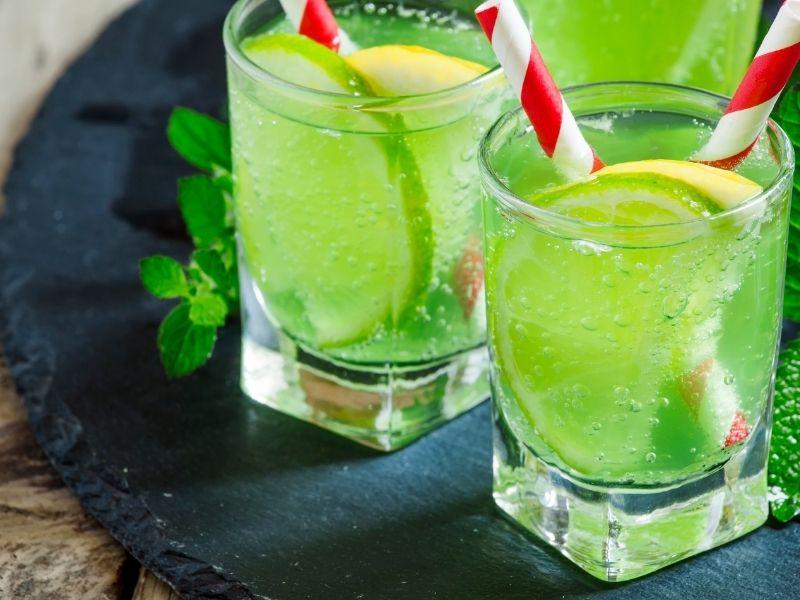 Detoks suyu nane limonlu tarif