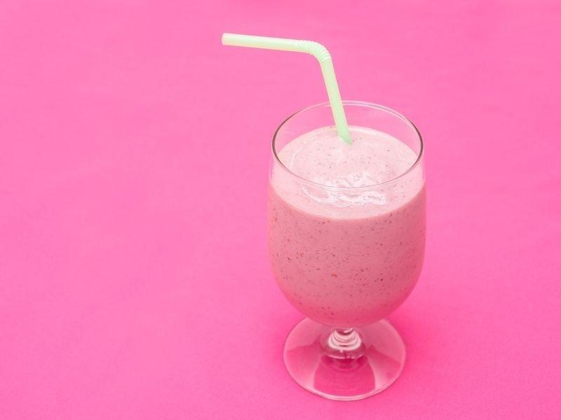 sağlıklı smoothie