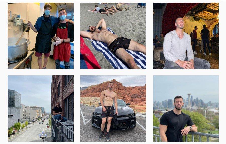 ege fitness instagram fotoğrafları