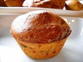 şekersiz sağlıklı muffin