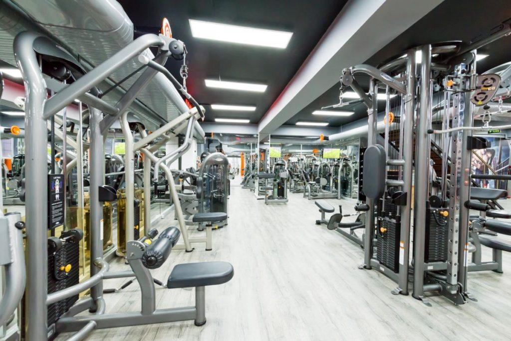 istanbul spor salonlari professional line fitness center