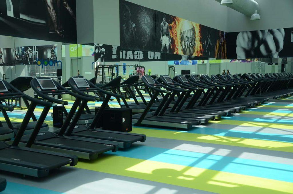 istanbul spor salonlari pullman hotel fitness 2