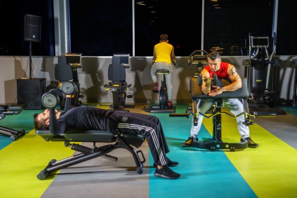 istanbul spor salonlari pullman hotel fitness 3