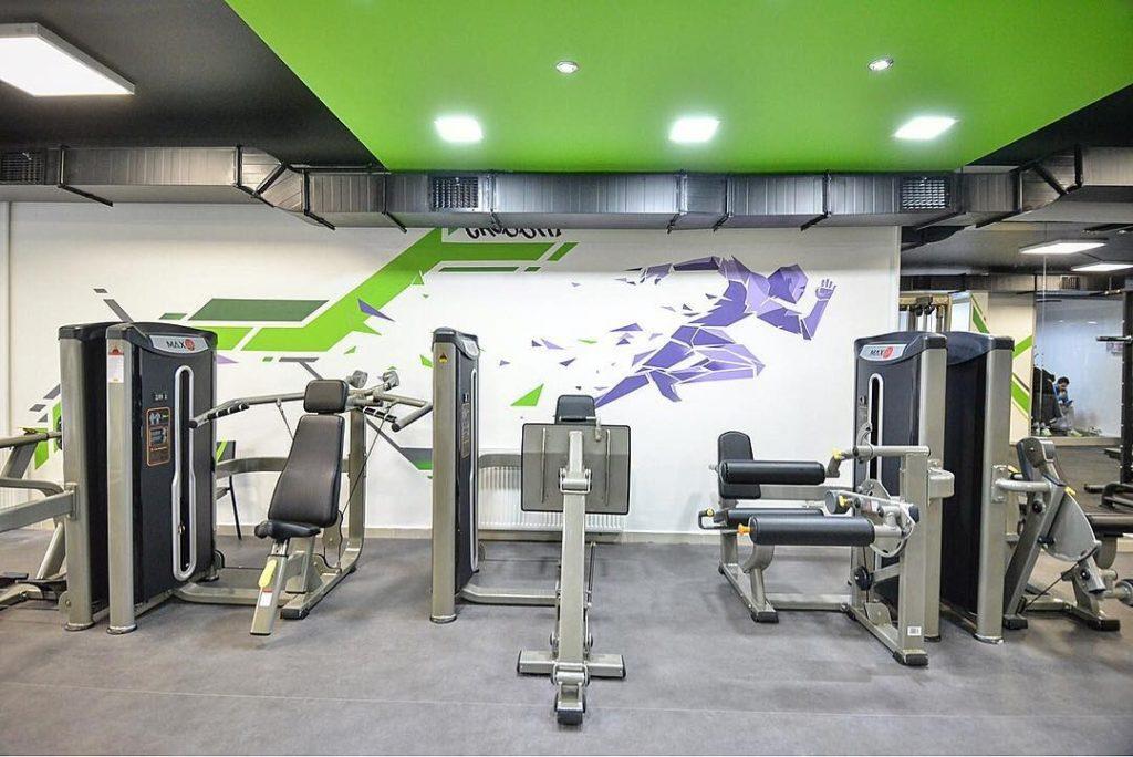 istanbul spor salonlari trendy fitness club 1