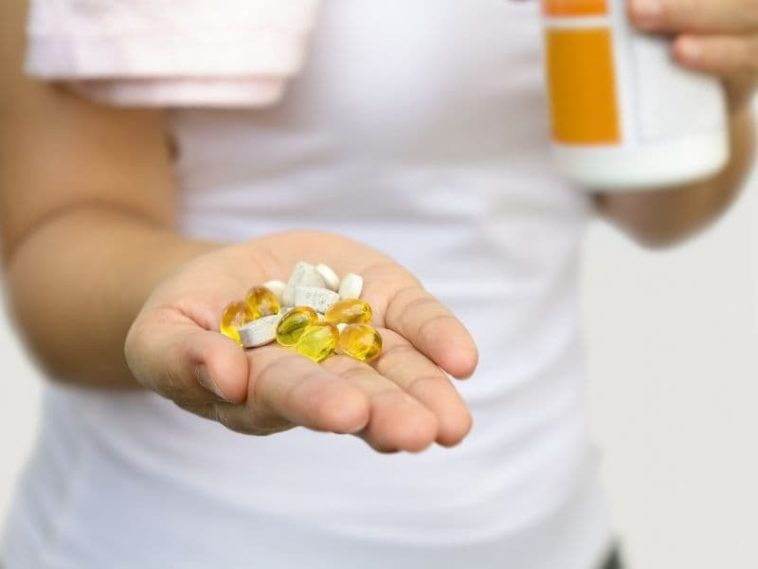 kas gelişimi için en iyi vitaminler