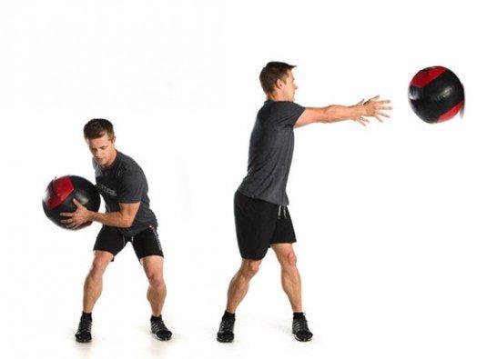 koordinasyon top atışı hareketi