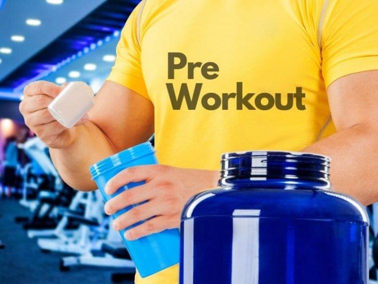 pre workout nedir