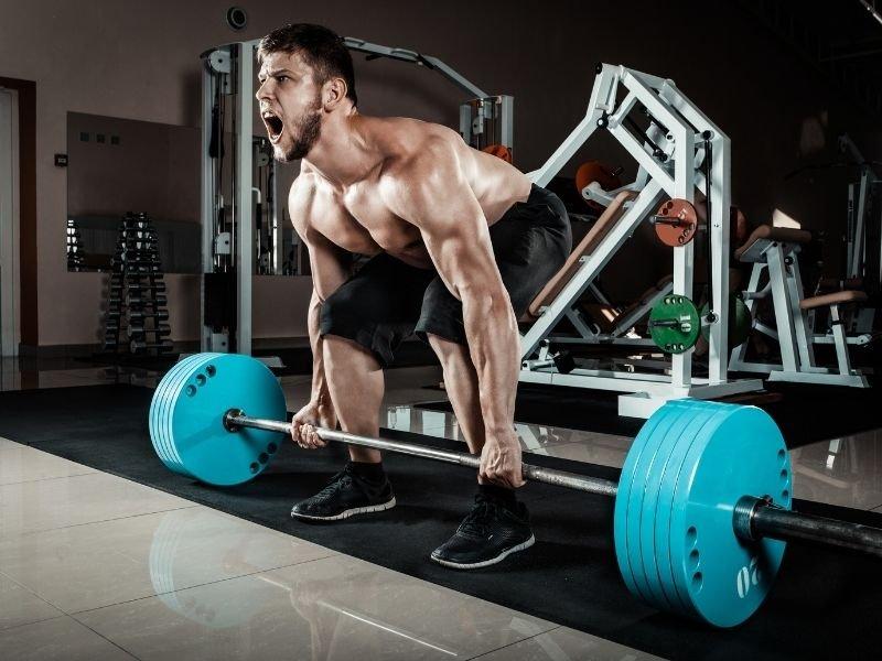 testosteron ağırlık çalışması