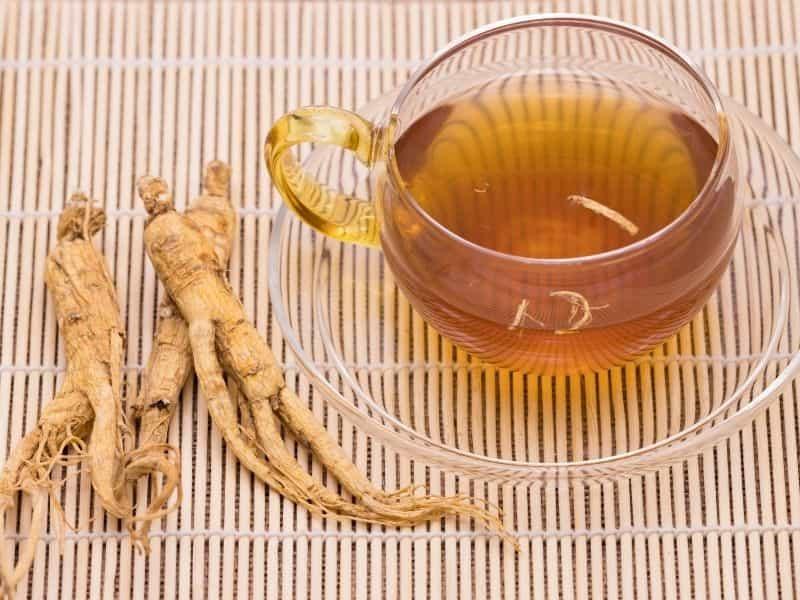 ginseng çayı