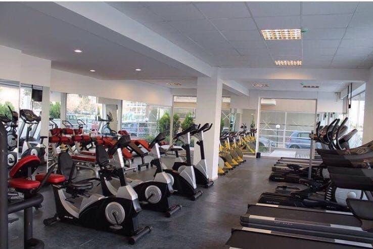 izmir fitness park spor salonu