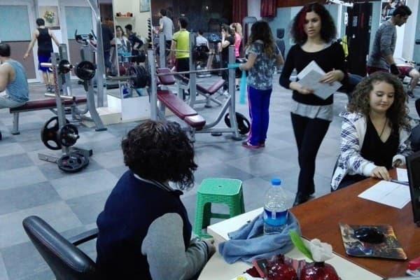 izmir spor salonu forever gym