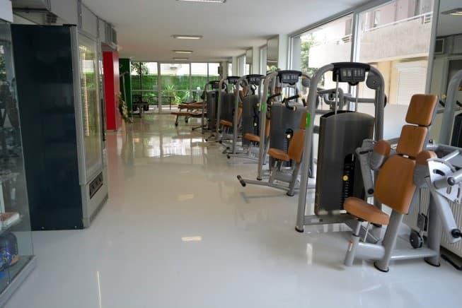İzmir Karşıyaka Spor Salonu Kuba Sport