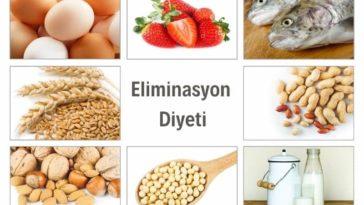 eliminasyon diyeti nedir